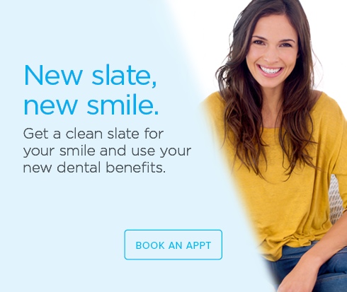 Lake Jackson  Modern Dentistry and Orthodontics - New Year, New Dental Benefits