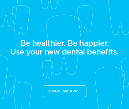 Be Heathier, Be Happier. Use your new dental benefits. - Lake Jackson  Modern Dentistry and Orthodontics