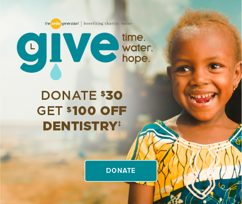 Donate $30, Get $100 Off Dentistry - Lake Jackson  Modern Dentistry and Orthodontics
